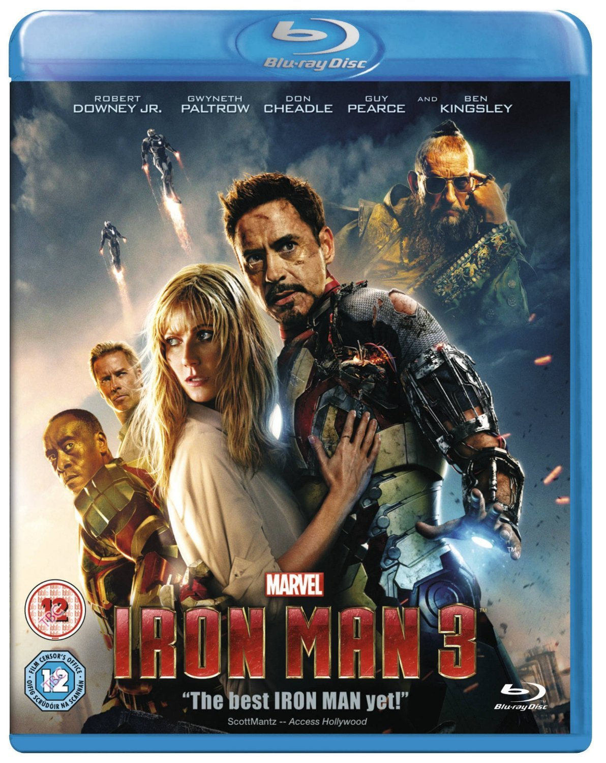 Download Iron Man 3 2013 720p BluRay x264 Dual Audio [Hindi