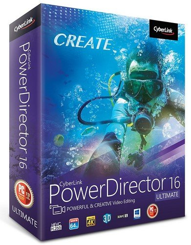 CyberLink PowerDirector Ultimate 16.0.2406.0 Multilingual