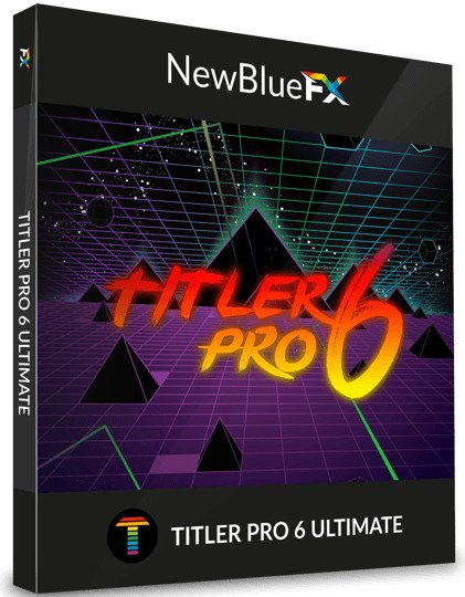 NewBlue Titler Pro 6.0.171030 Ultimate