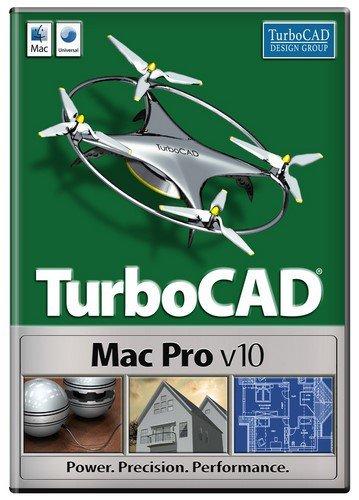 TurboCAD Mac Pro 10.0.0.1354 macOS