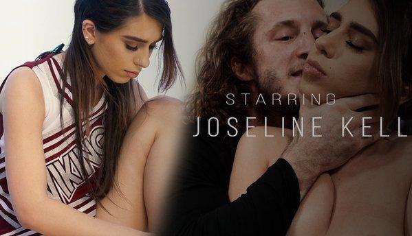 TeenCreeper: Joseline Kelly - Cheerleader Bound & Broken