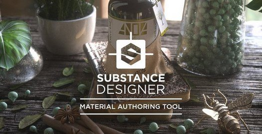 Allegorithmic Substance Designer (x64) 2017.2.2.687