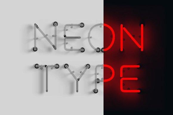 Neon Type 59416