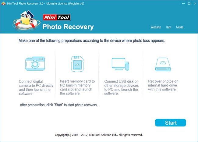 Download MiniTool Photo Recovery 3 0 Personal + Ultimate