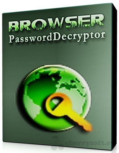 Portable Browser Password Decryptor 9.5