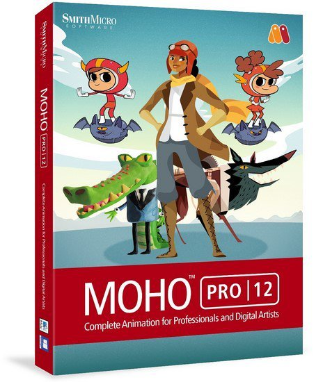 Smith Micro Moho Pro 12.4.0.22203 (Win/macOS)