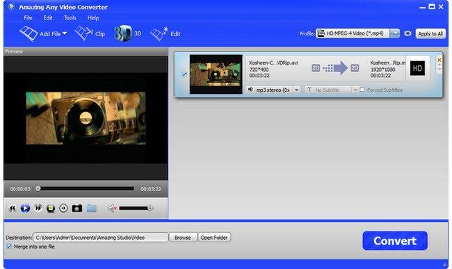 Amazing Video Converter 8.8.8.8 Serial nu0sr9fD1P5XfEmwlNVz