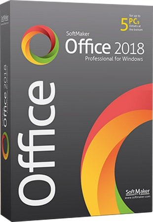 SoftMaker Office Professional 2018 rev 916.1107 (x64) Multilingual Portable 190522