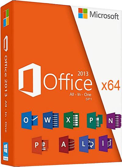 Microsoft Office 2013 SP1 Pro Plus VL v15.0.4569.1506 X64 Multi-17 November 2017