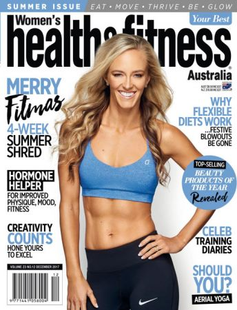 Women's Health & Fitness Australia - December 2017
