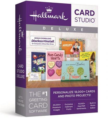 Hallmark Card Studio 2018 Deluxe 19.0.1.1
