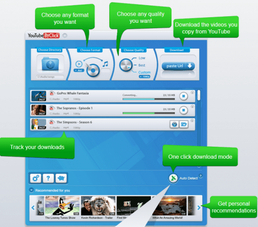YouTube By Click 2.2.75 Multilingual Portable