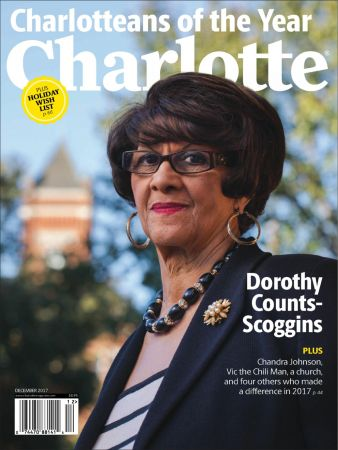 Charlotte Magazine - December 2017