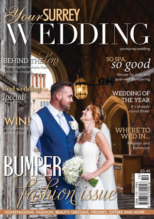 Your Surrey Wedding - November 03, 2017
