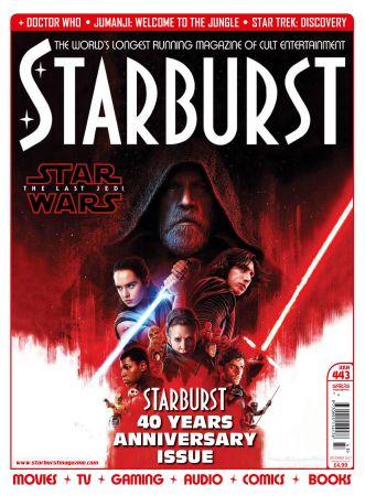 Starburst - December 2017