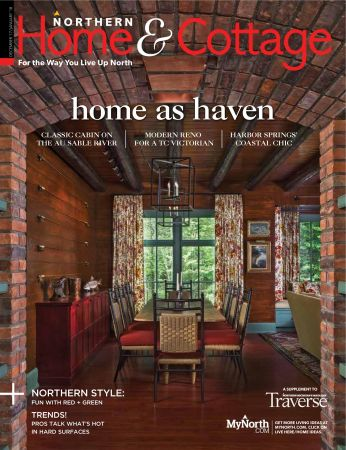 Northern Home and Cottage - December 01, 2017