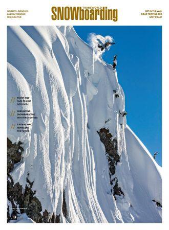 Transworld Snowboarding - November 2017