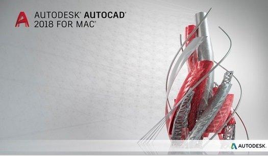 Autodesk AutoCAD 2018 (MacOSX)