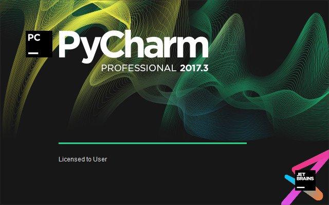 JetBrains PyCharm Professional 2017.3.1 Build 173.3942.36