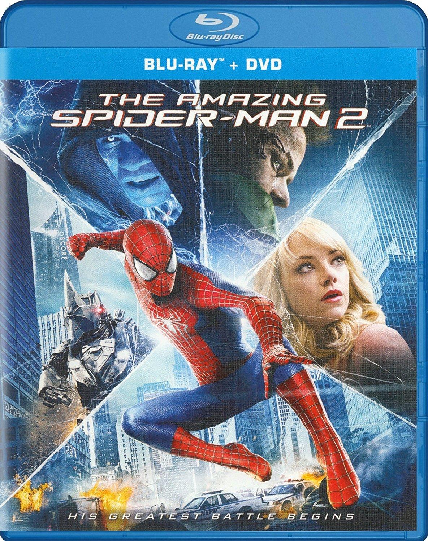 Amazing spider Man 720p Bluray
