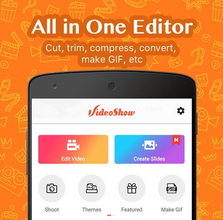 Download VideoShow - Video Editor, Video Maker with Music v7 6 8 rc
