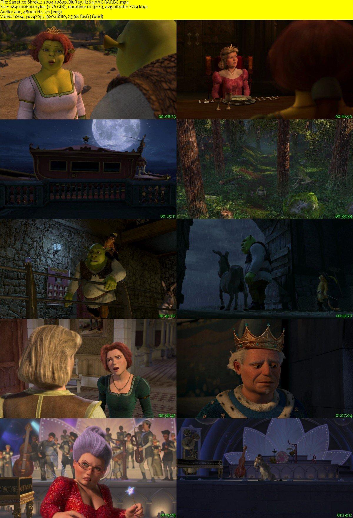 Shrek 2 H264