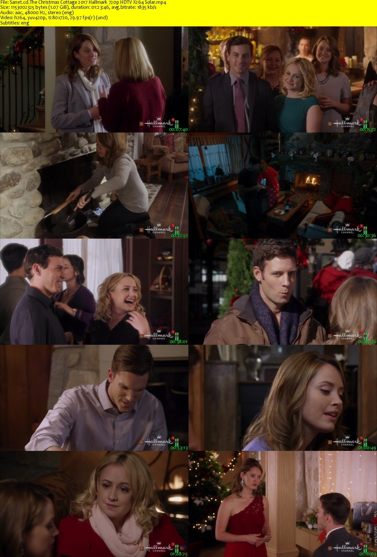 The Christmas Cottage.Download The Christmas Cottage 2017 Hallmark 720p Hdtv X264