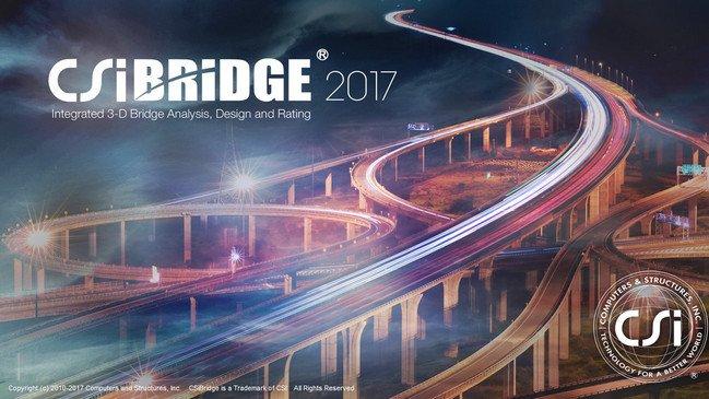 CSiBridge 2017 19.2.2 Build 1368
