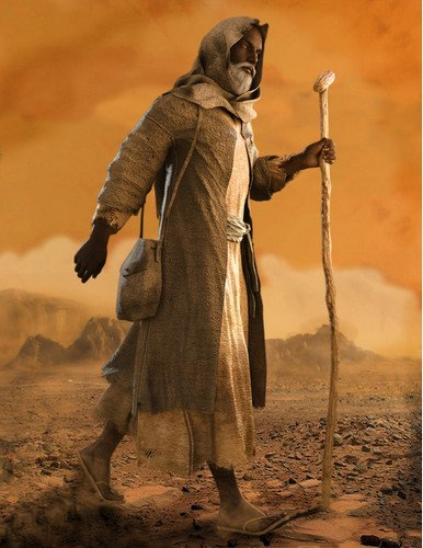 Desert Robes for Genesis 8 Male(s