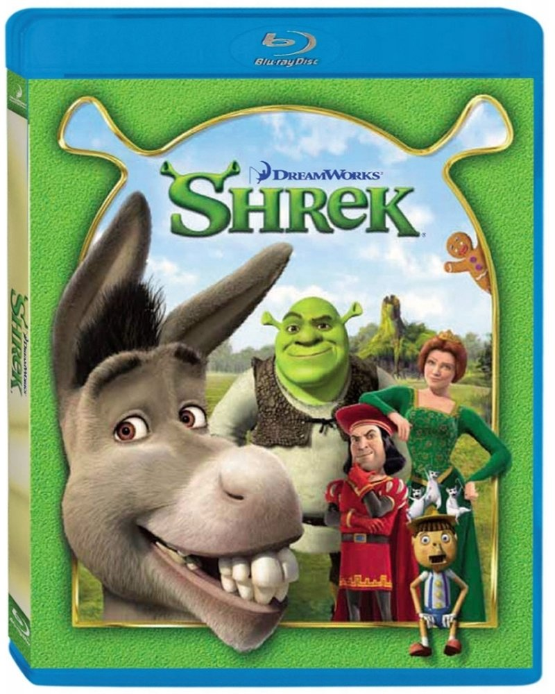 Download Shrek 2001 1080p Bluray H264 Aac Rarbg Softarchive