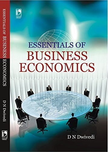 Essentials of Business Economics