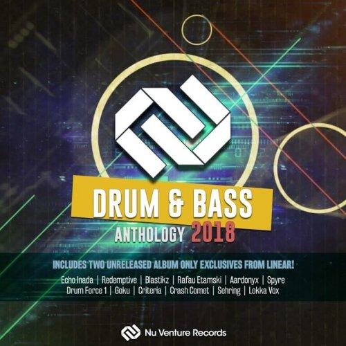 VA - Drum And Bass Anthology 2018 (2017)