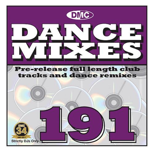 VA - DMC Dance Mixes Vol 191 (2017)