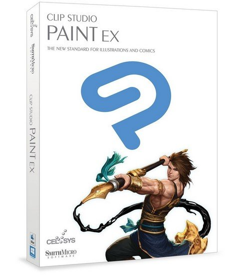 Clip Studio Paint EX 1.7.1 Multilingual