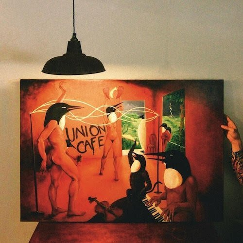 Penguin Cafe Orchestra - Union Cafe (1993/2017)