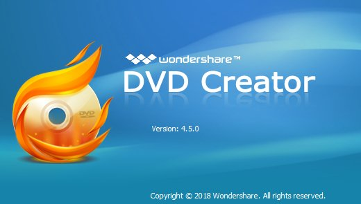 Wondershare DVD Creator 4.5.0.3 with DVD Menu Templates