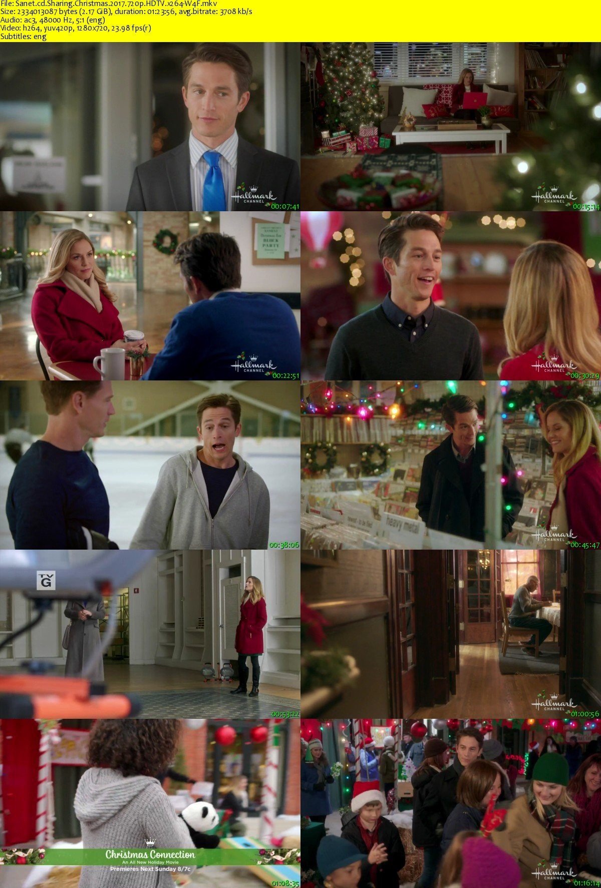 Sharing Christmas Hallmark.Download Sharing Christmas 2017 720p Hdtv X264 W4f Softarchive
