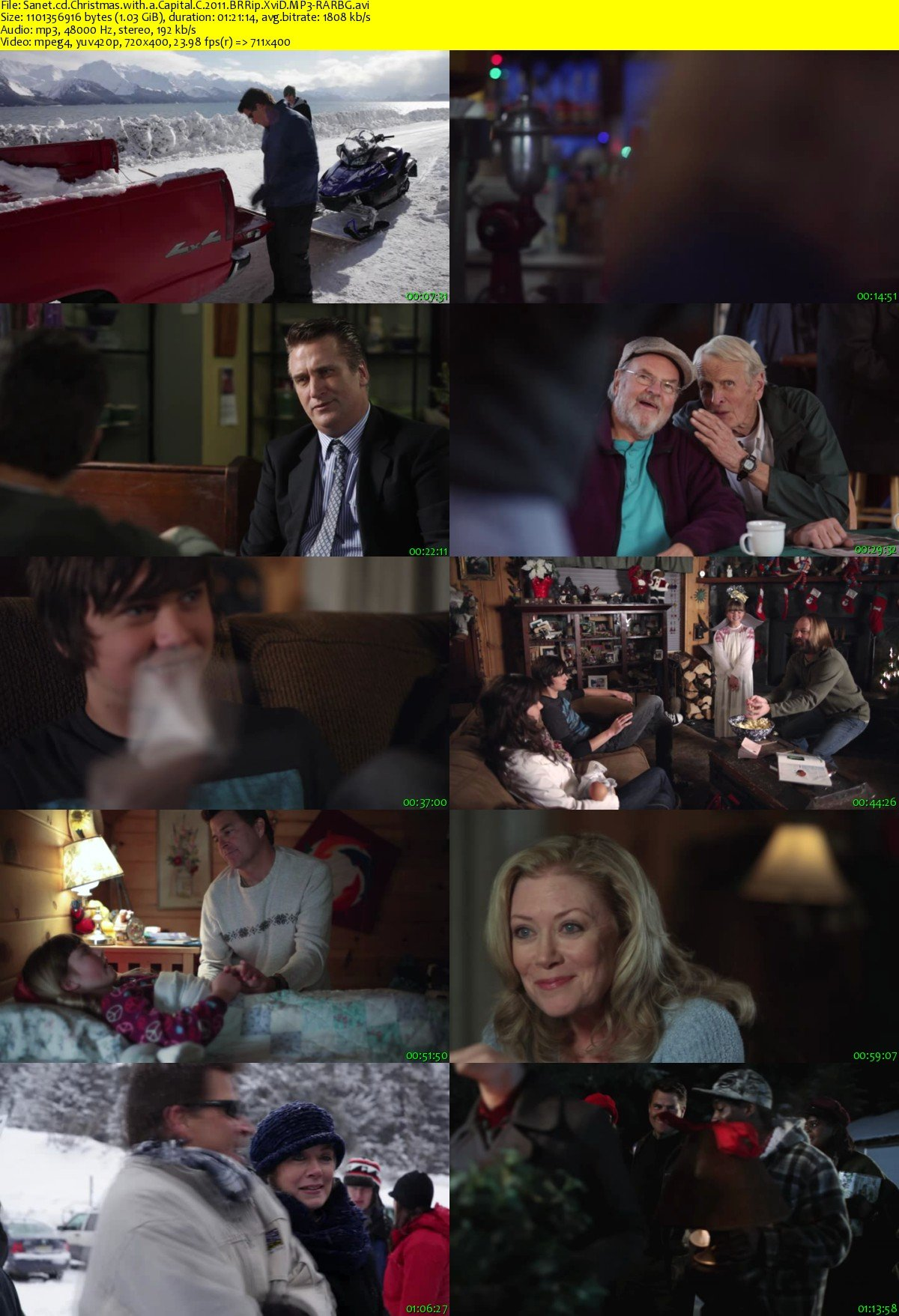 Christmas With A Capital C.Download Christmas With A Capital C 2011 Brrip Xvid Mp3
