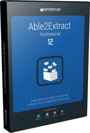 Able2Extract Professional 12.0.3.0 (x86/x64) Final