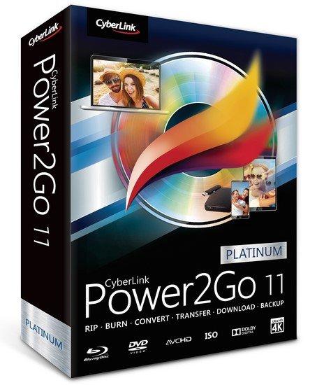 CyberLink Power2Go Platinum 11.0.2330.0 Multilingual