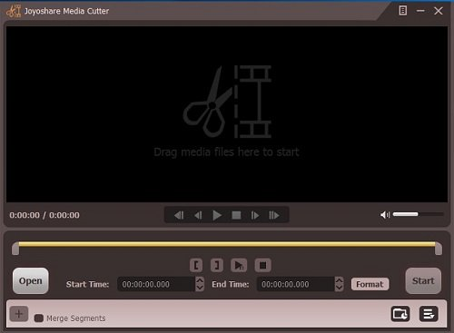 Joyoshare Media Cutter 1.0.1.12 macOS