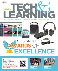 Tech & Learning - December 2017/January 2018