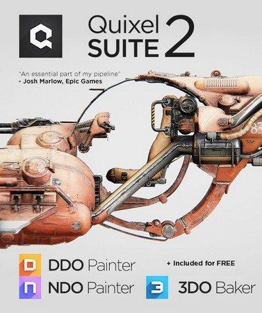 Quixel Suite v2.3.2