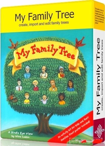 My Family Tree 7.6.0.0 Multilingual + Portable