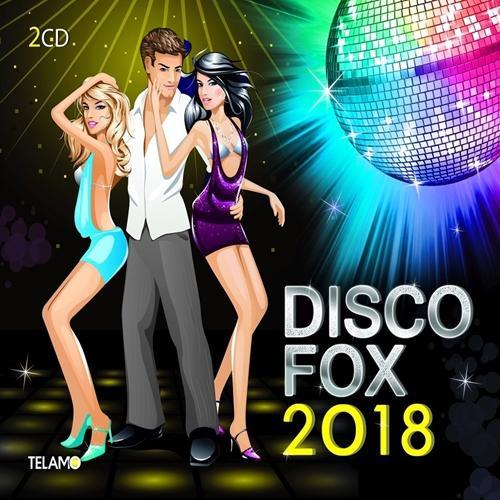 Discofox 2018 [2CD] (2017)