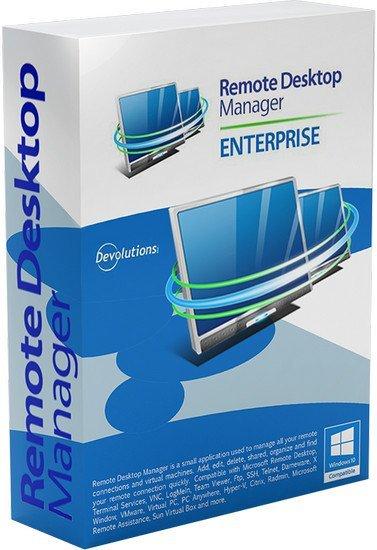 Remote Desktop Manager Enterprise 13.0.6.0