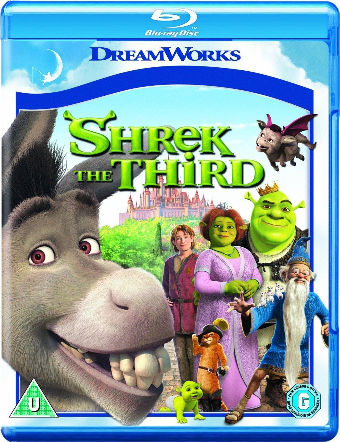 Download Shrek the Third 2007 1080p BluRay H264 AAC-RARBG ...