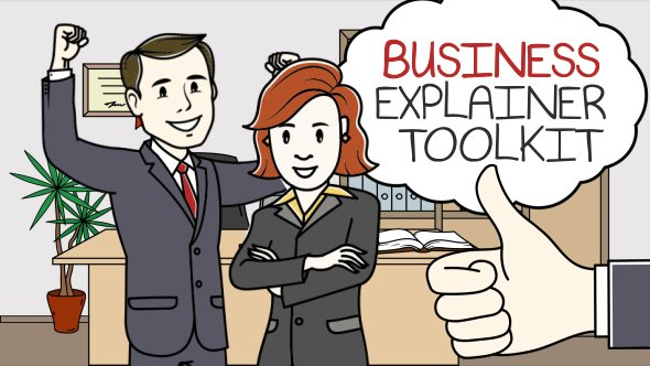 Business Explainer Toolkit – Project for After Effects (Videohive)