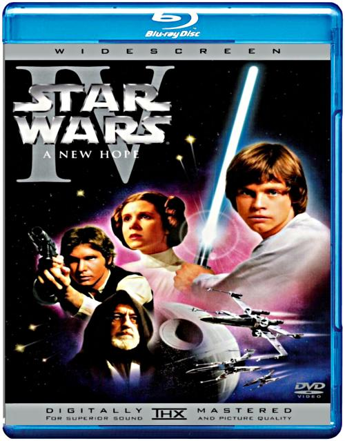 Download Star Wars Episode IV A New Hope 1977 BRRip XviD MP3