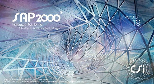 CSI SAP2000 Ultimate 19.2.2 Build 1368